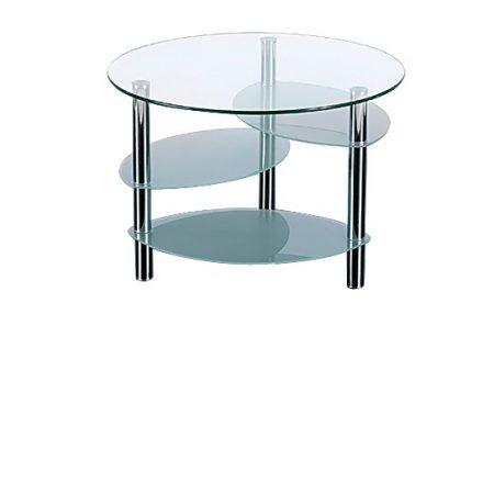 Boff sol folding occasional table 1600 x 700 blandford - Folding glass coffee table ...