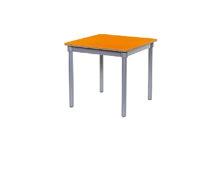 wb kubbyclass square table 700mm blandford office furniture