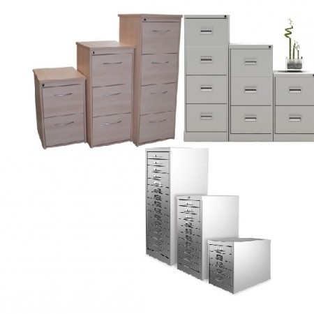 Filing / Drawers