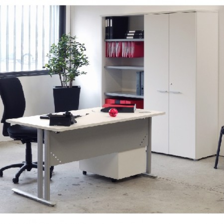 Metal Cantilever B Office