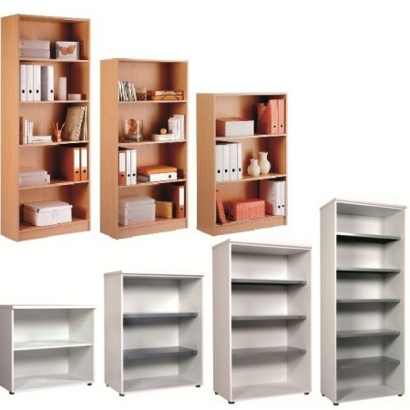 Bookcases / Open Cupboards