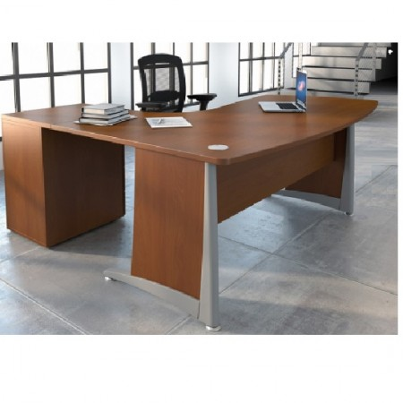 Wood Cantilever B Office