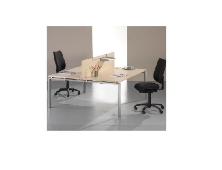 Astounding Boff Als2 700 Beam 2 Position Workstation Aluminium Legs Ocoug Best Dining Table And Chair Ideas Images Ocougorg
