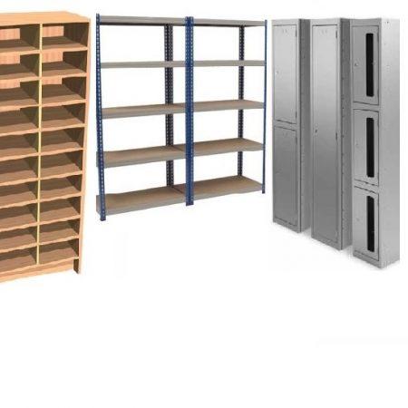 Shelving / Racking / Lockers