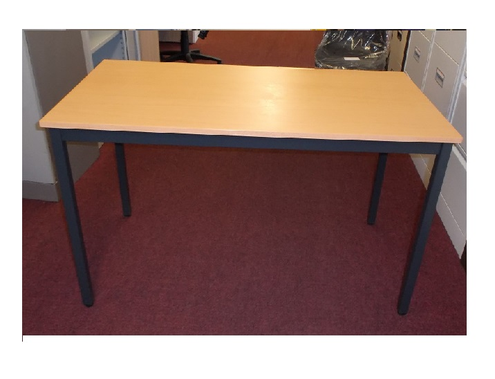 New Seconds Beech Top Table Blandford Office Furniture